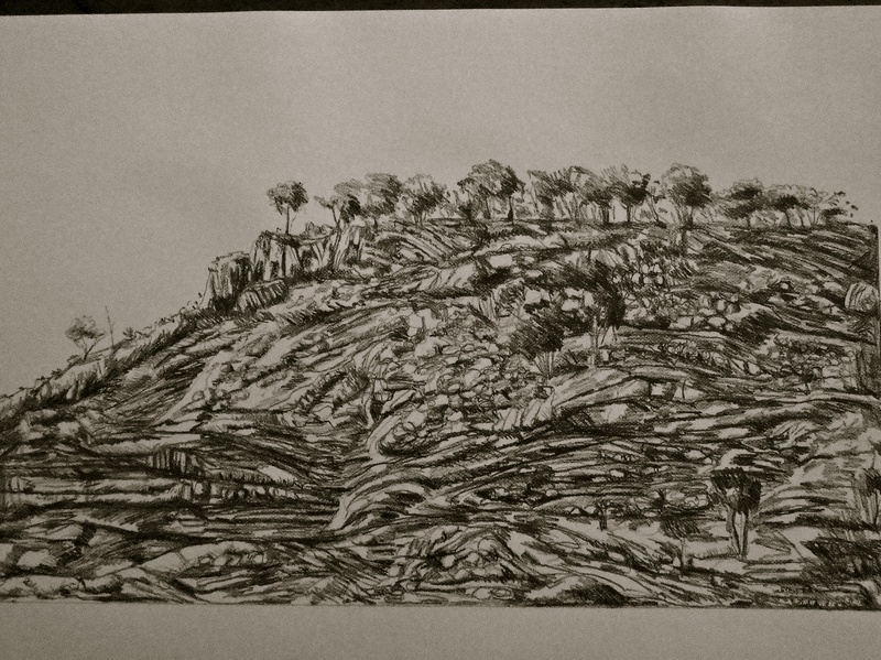 outback outcrop
